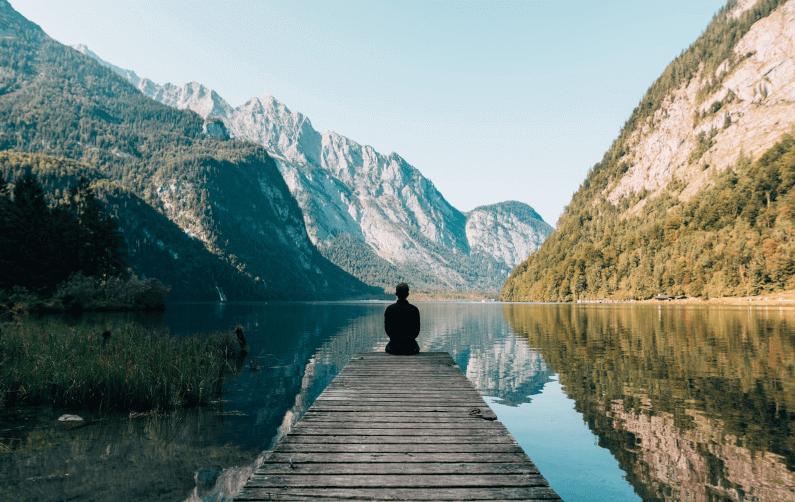 Innere Klarheit finden: 5 Tipps, wie du wieder bei dir ankommst