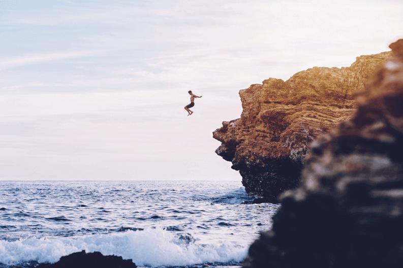 Was du aus dem Herzen heraus bewirken willst ist wichtiger als deine Angst